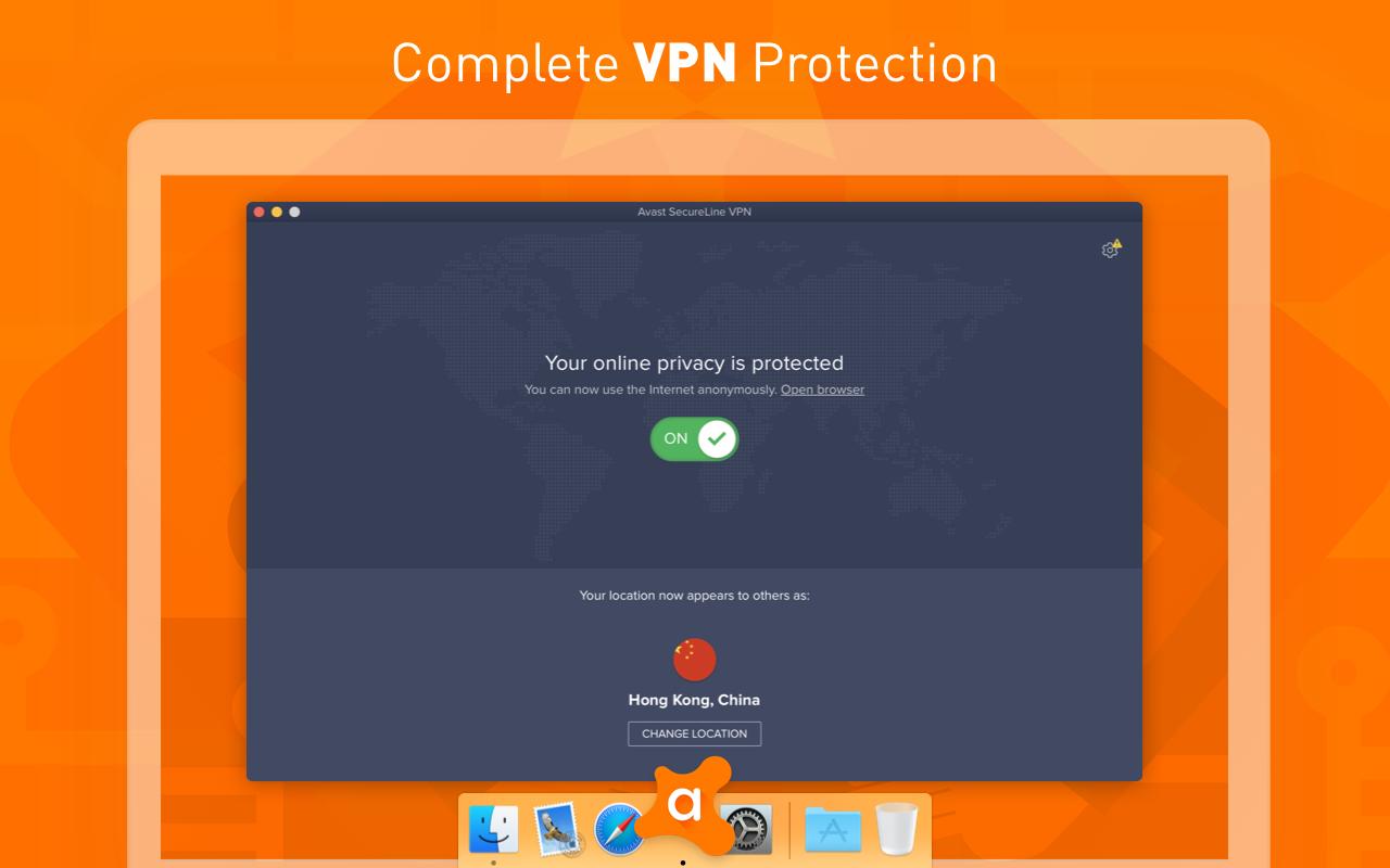 Avast Antivirus Ecosia